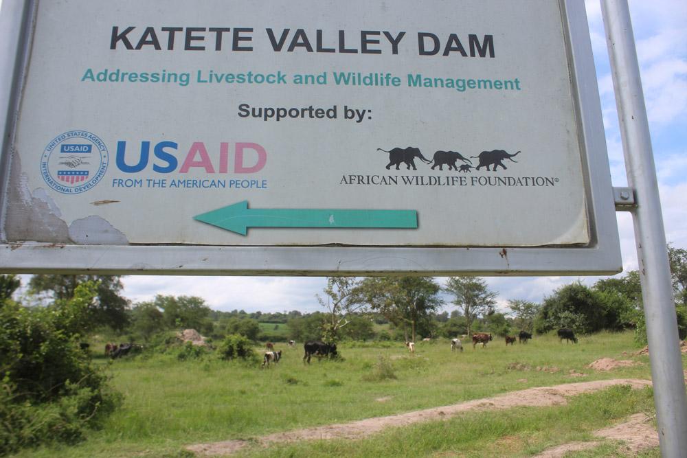 Katete Valley Dam